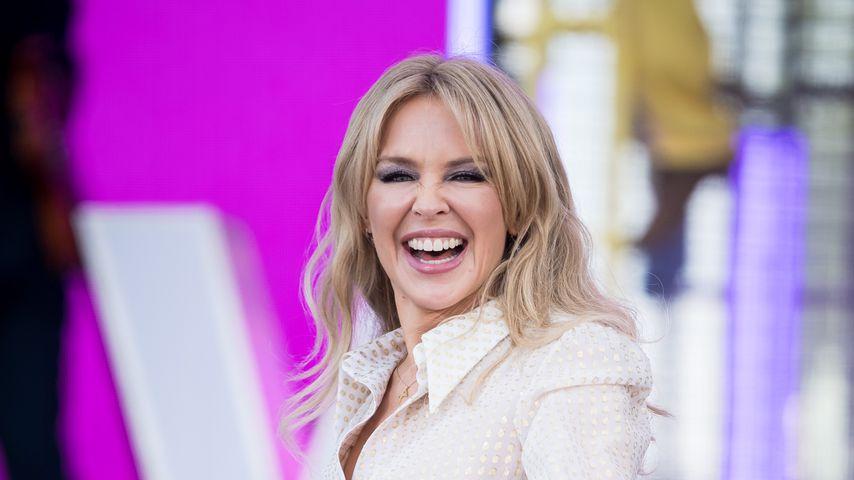 Kylie Minogue bei einem Musik-Festival, Juni 2019