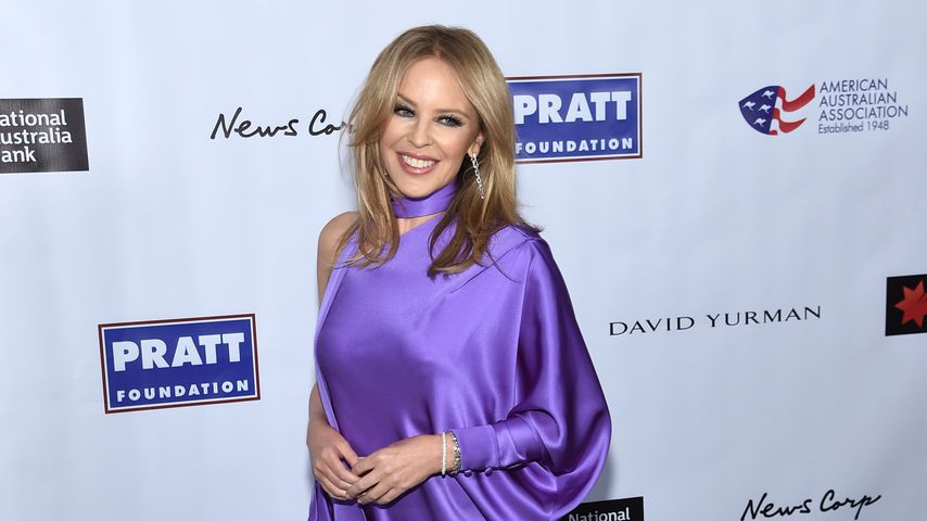 Kylie Minogue im Januar 2020