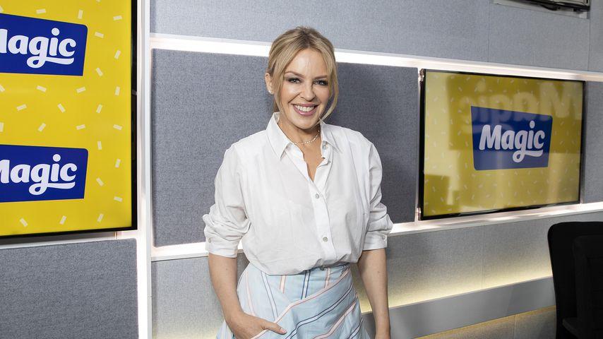 Gewusst? Kylie Minogue baut zu Hause ihr eigenes Gemüse an