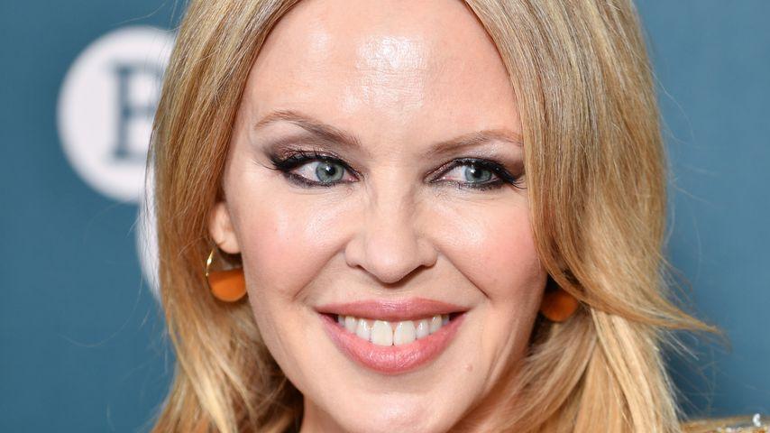 Kylie Minogue im März 2020