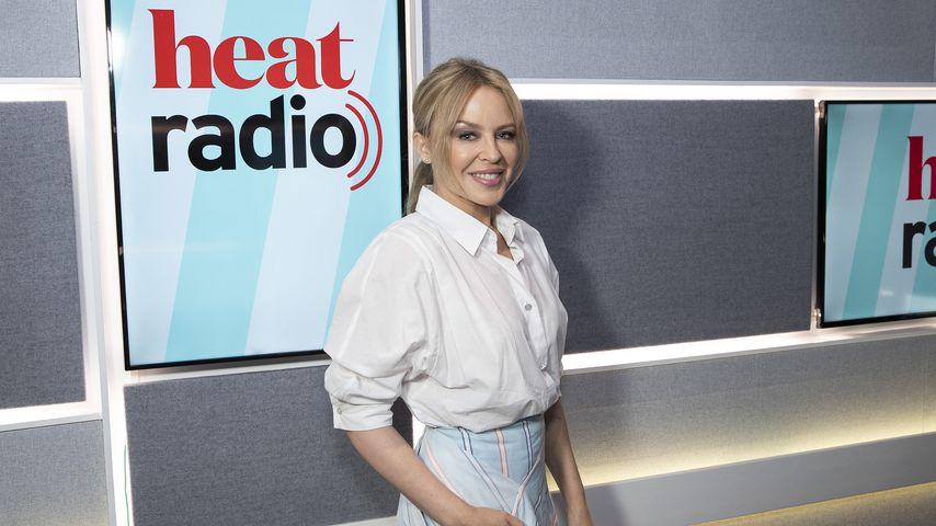Kylie Minogue in London im Juli 2019