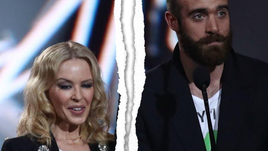 Kurz vor der Heirat: Kylie Minogue trennt sich von Verlobtem