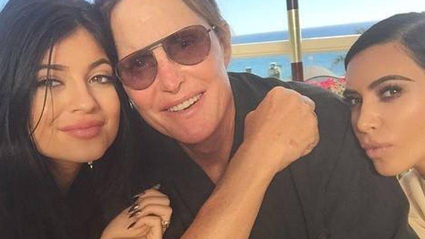 Bruce Jenner: Er sorgt sich sehr um Tochter Kylie