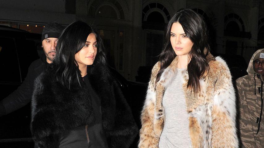 Fieser Machtkampf: Kylie Jenner will Kendall loswerden!