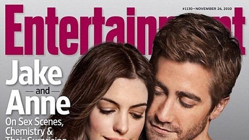 Anne Hathaway und Jake Gyllenhaal
