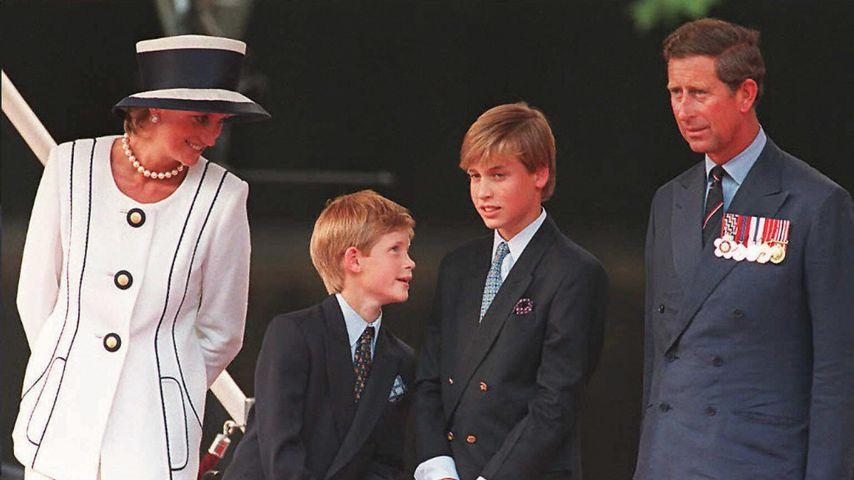 Eifersüchtig auf die Middletons: Royals gucken in die Röhre
