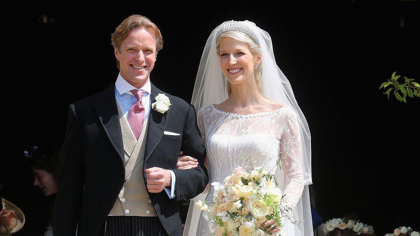 So zauberhaft sind Lady Gabriellas offizielle Hochzeitsfotos