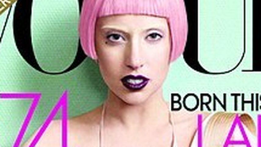 Lady GaGa wird das September-Girl 2012!