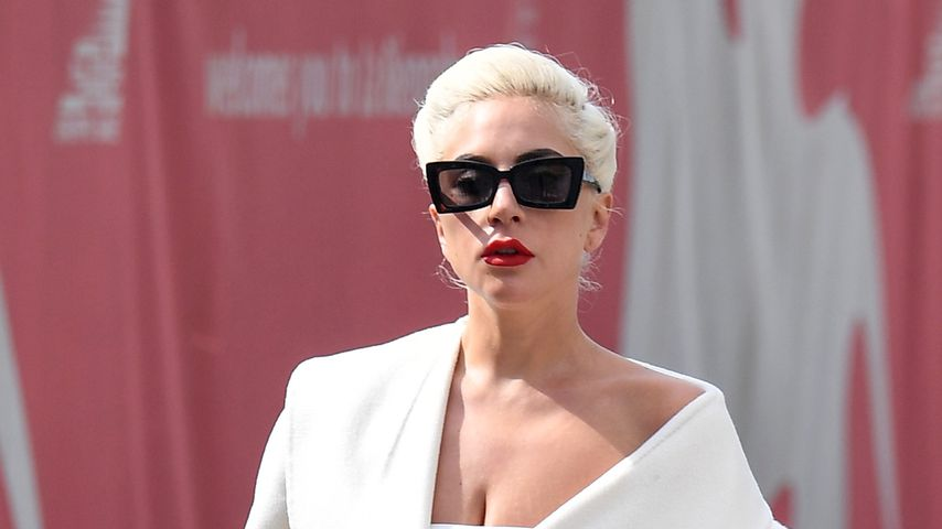 Lady Gaga begeistert ultra-elegant beim Filmfest in Venedig