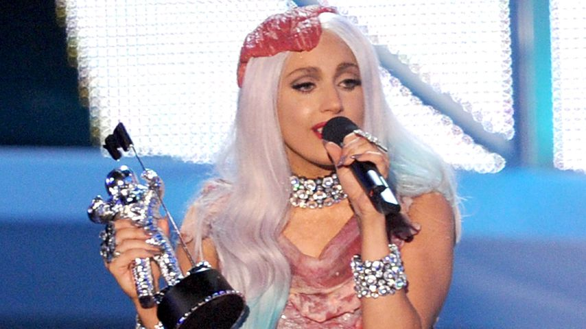 Lady Gaga bei den MTV Video Music Awards 2010