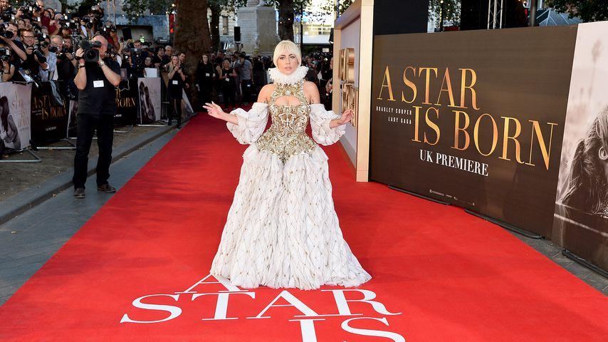 Pompös! Lady Gaga im Shakespeare-Look bei Filmpremiere