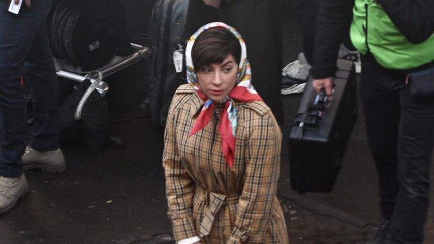 Nach Hunde-Kidnapping: Lady Gaga an Filmset mit Adam Driver