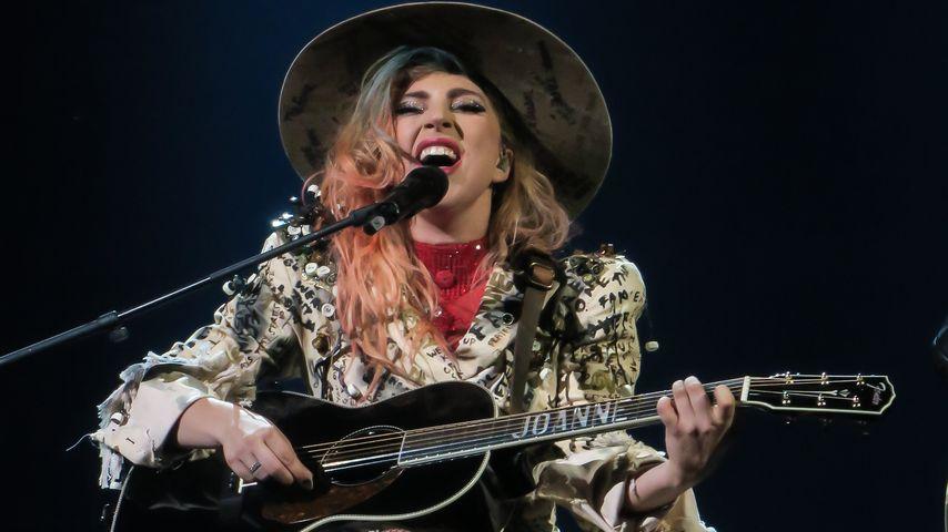 """Lady Gaga bei ihrer """"Joanne""""-Tour in Los Angeles"""