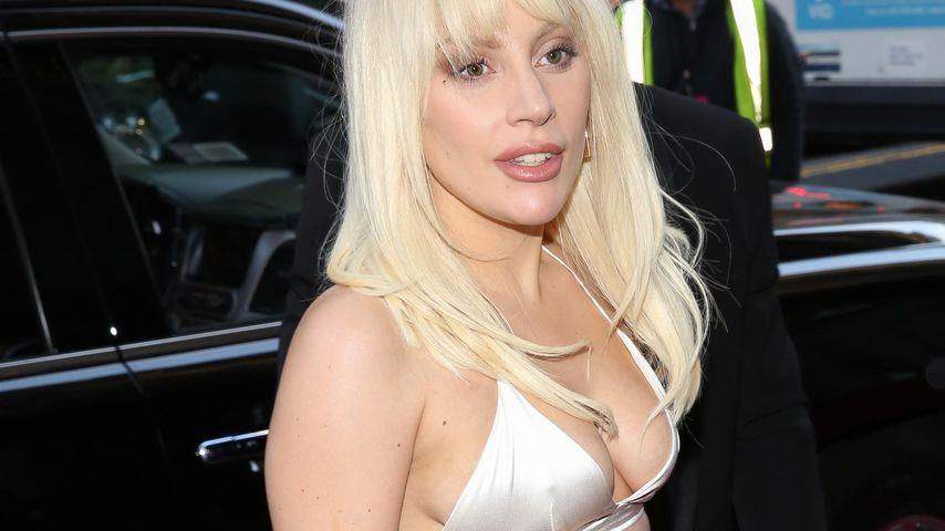 Eiskönigin: Friert Lady GaGa sich im BH nicht den A**** ab?