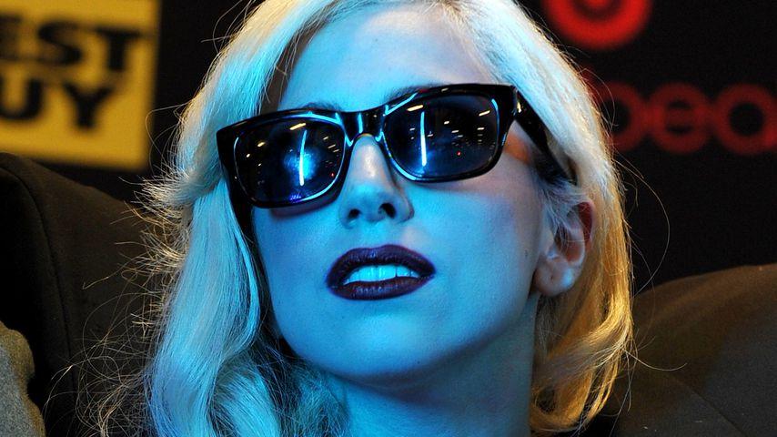 Lady Gaga, US-Sängerin