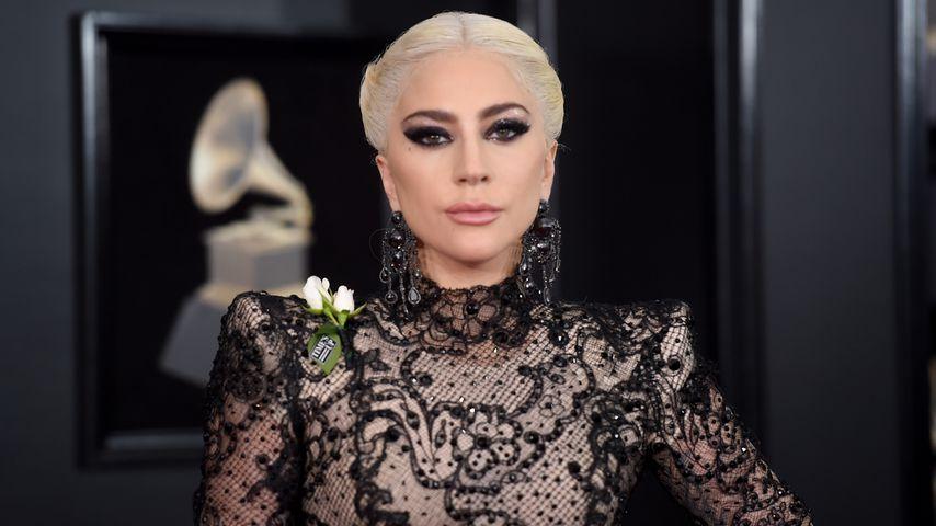 Lady Gaga bei den Grammys in NYC im Januar 2020