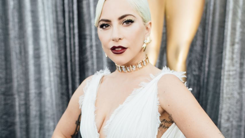 Musikerin Lady Gaga bei den SAG Awards 2019