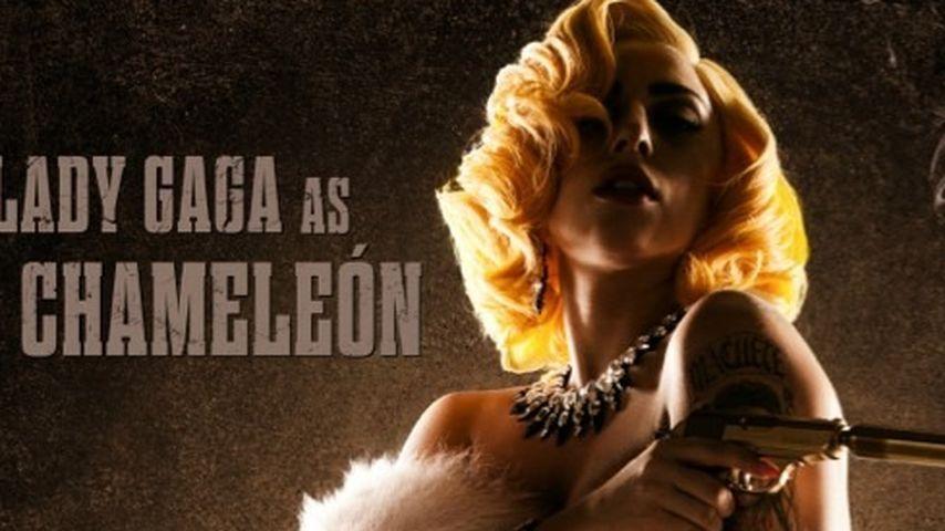 Machete Kills: Lady Gaga gibt ihr Schauspieldebüt