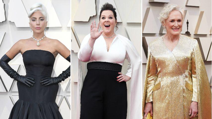 Das waren die glamourösesten Outfits der Oscar-Nacht!