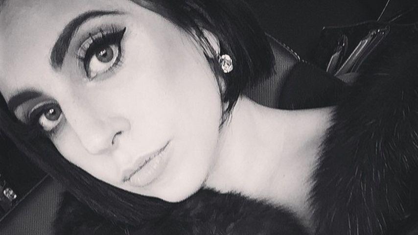 Endlich mal natürlich: Lady Gaga mit Valentins-Bob
