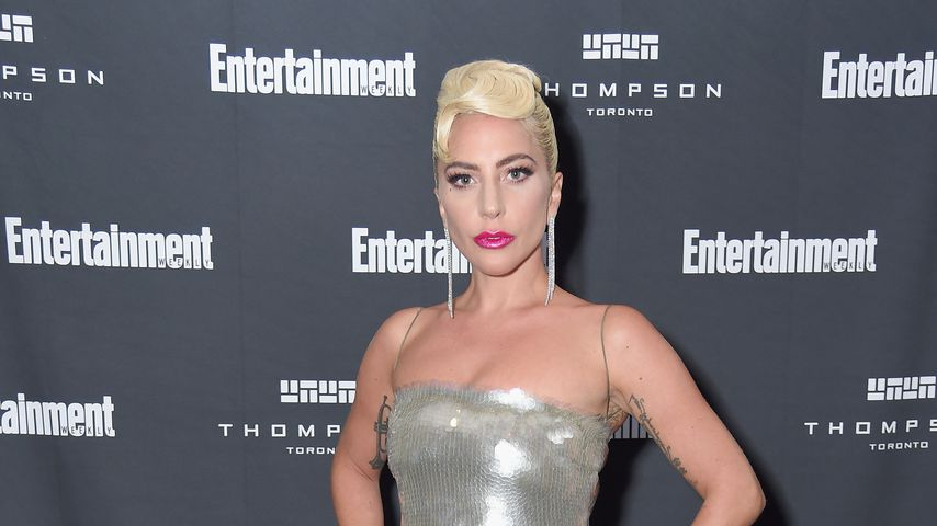Lady Gaga im September 2018
