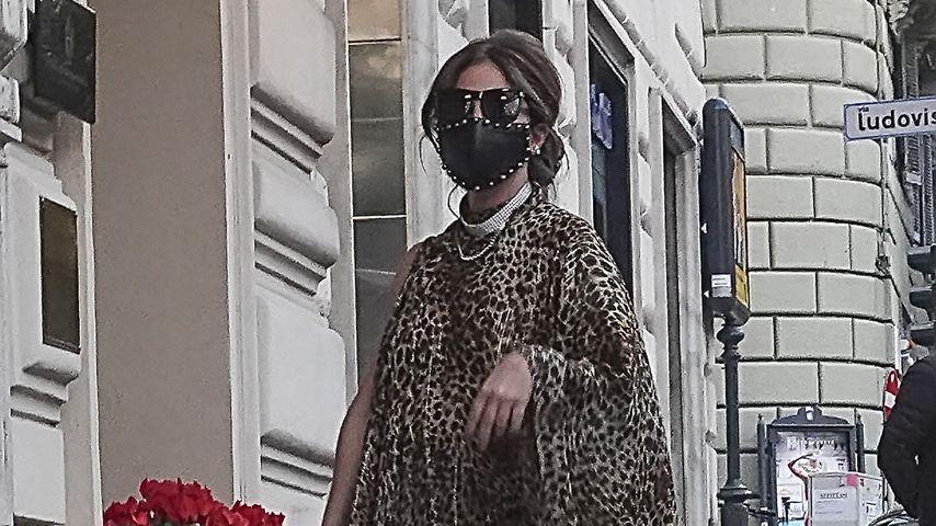 Lady Gaga in Rom, 2021