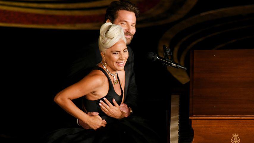 Lady Gaga und Bradley Cooper bei der 91. Oscarverleihung