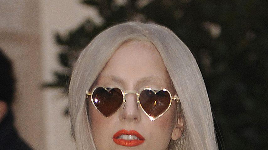 Lady Gaga und die Kraft der Lutsch-Kristalle