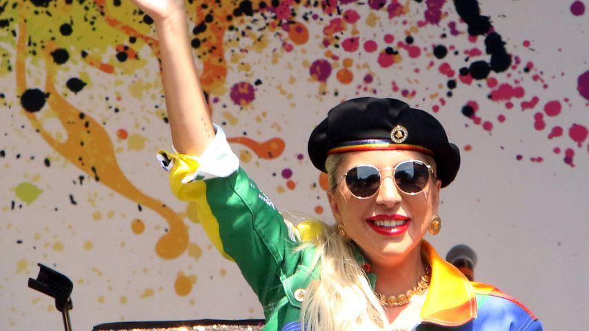 Lady Gaga im Juni 2019
