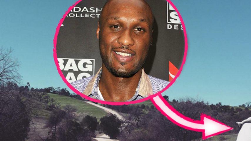 Kim Kardashian beweist: Lamar Odom läuft wieder - mit Khloe!