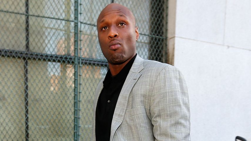 Ärzte wissen: Lamar Odom wird nie mehr der Alte!
