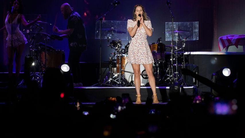 Lana Del Rey beim Benicassim International Music Festival 2019