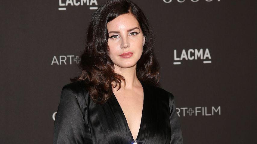 Lana Del Rey im November 2018 in Los Angeles