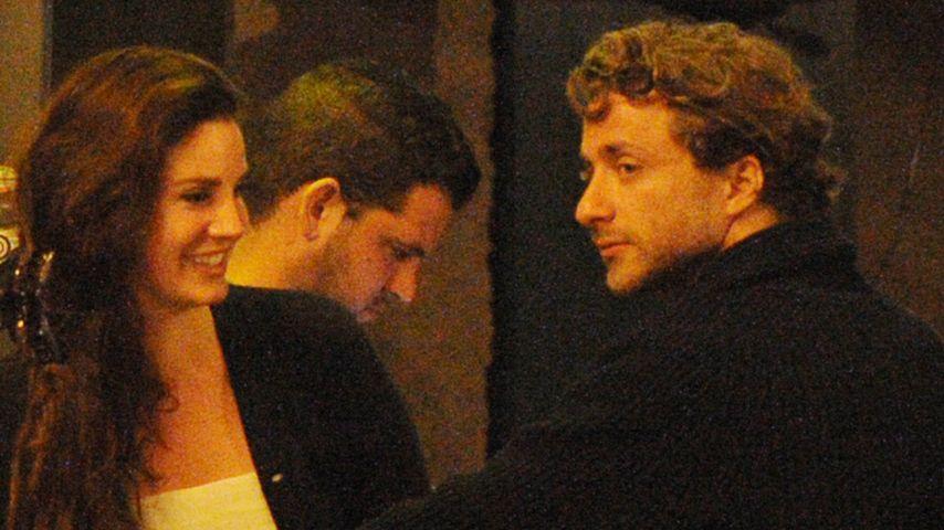 Lana Del Rey und Francesco Carrozzini