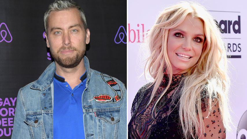 """Vormundschaft: Lance Bass von Britney Spears """"ferngehalten"""""""
