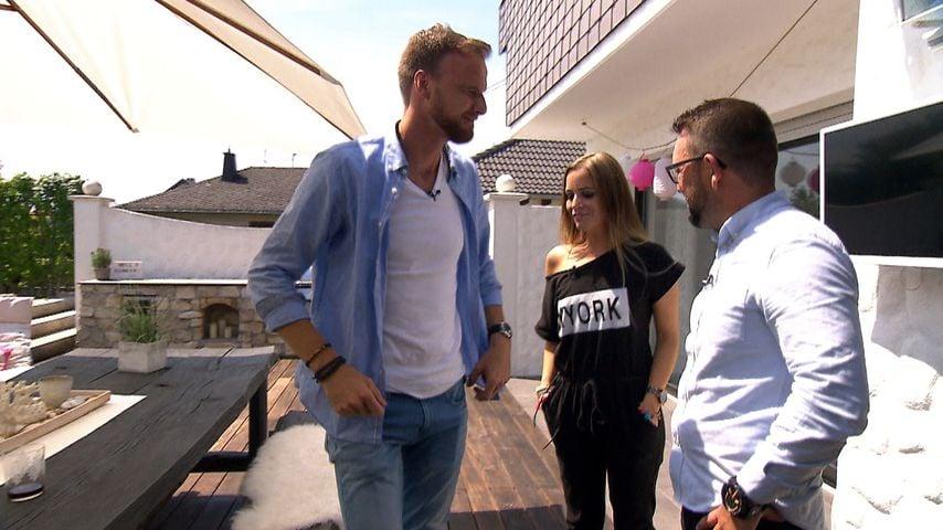 """Marry mit ihren """"Schlager sucht Liebe""""-Kandidaten Lars und Tino"""