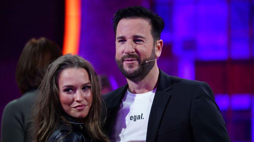 Laura und Michael Wendler im Mai 2020 in Köln