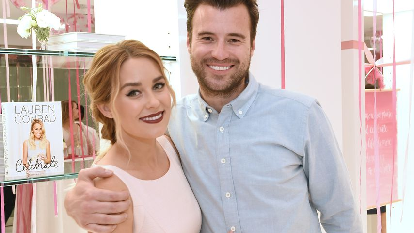 Lauren Conrad und Ehemann William Tell