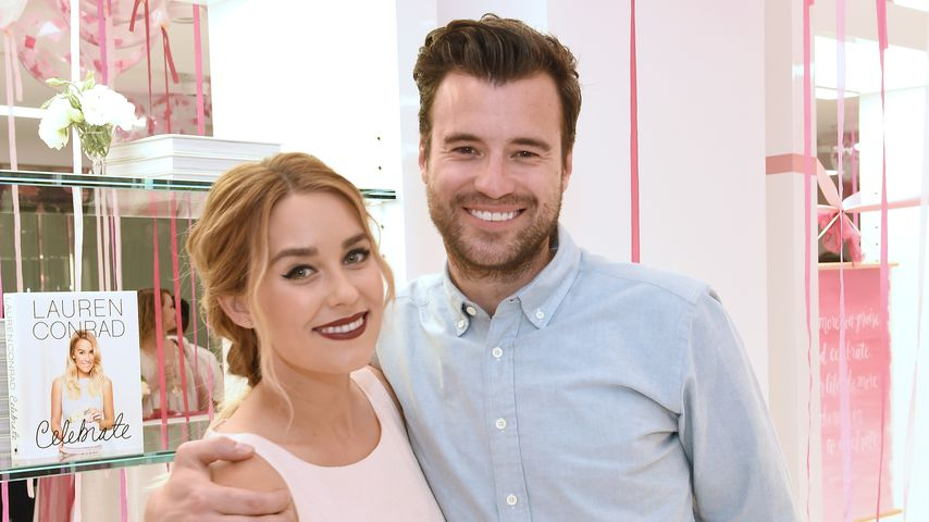 Im Ehehafen: Lauren Conrad hat William geheiratet!