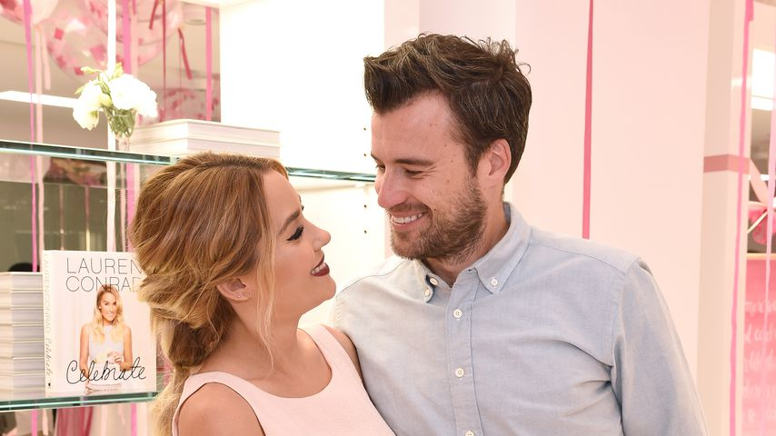 Lauren Conrad und William Tell 2016