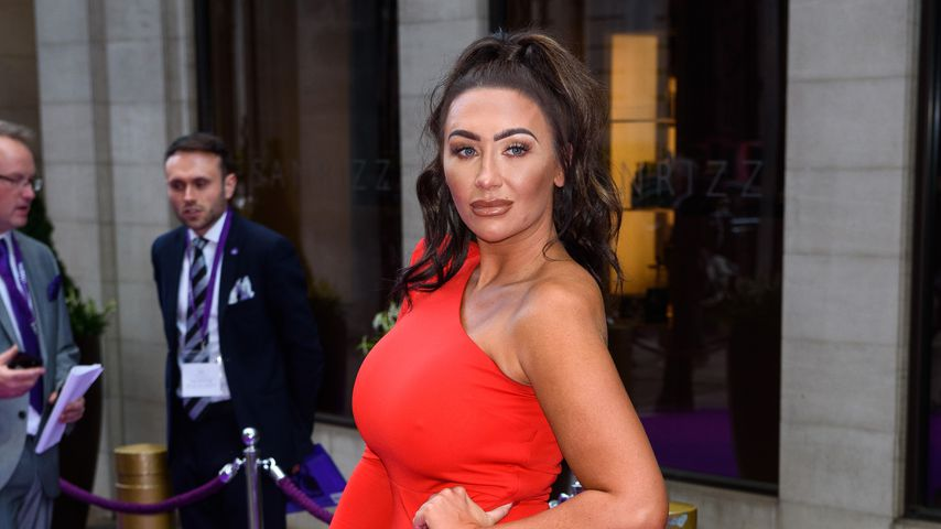 Lauren Goodger, britischer Reality-TV-Star