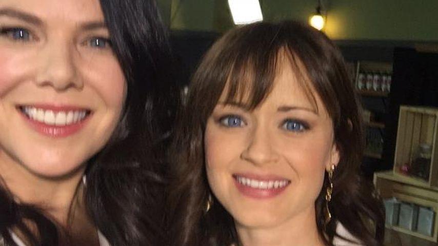 Alexis Bledel und Lauren Graham