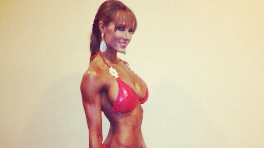 Lauren Hunter, Fitnessmodel