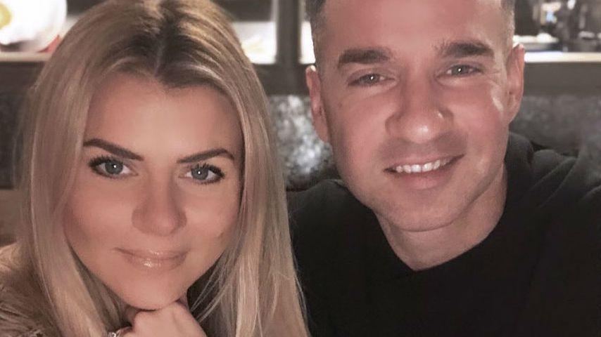 Lauren und Mike Sorrentino im November 2019