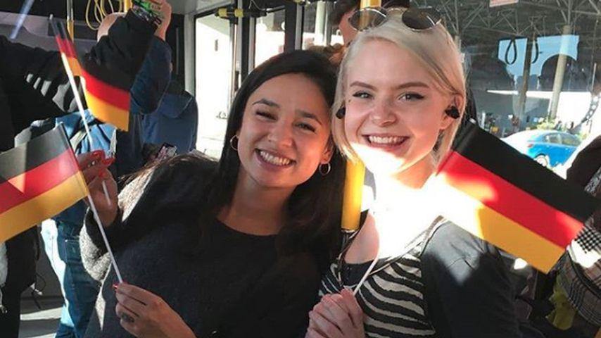 Laurita und Carlotta von S!sters in Tel Aviv
