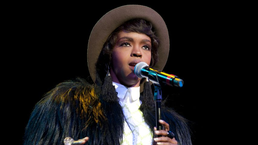 Lauryn Hill beim American Music Masters Tribute 2011