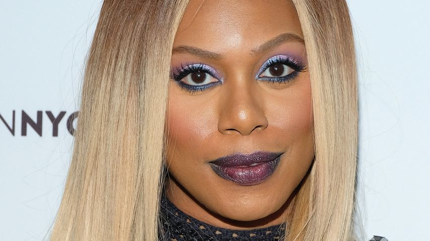 Laverne Cox auf der Beautycon 2018 in New York