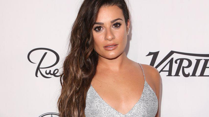 Feuer-Drama: US-Star Lea Michele muss aus Haus flüchten!