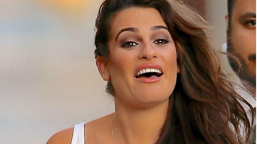 """""""Let It Go"""": Lea Michele erbricht sich vor Kamera"""