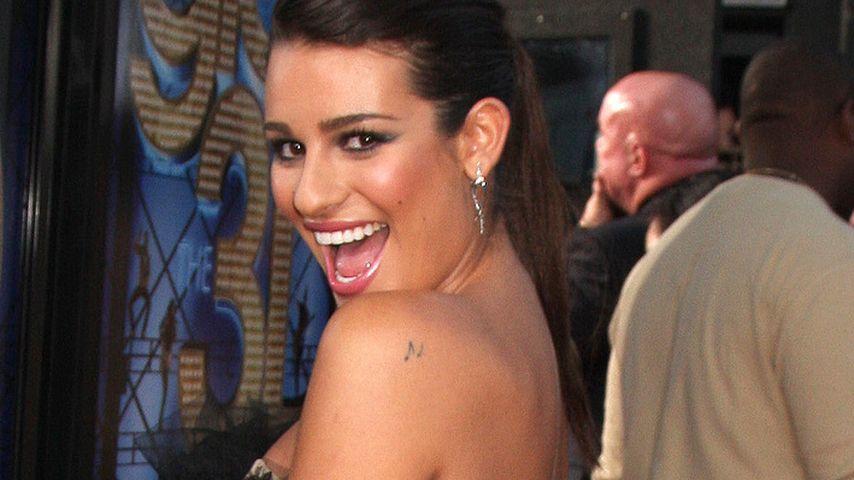 Glee: Lea Michele darf bleiben